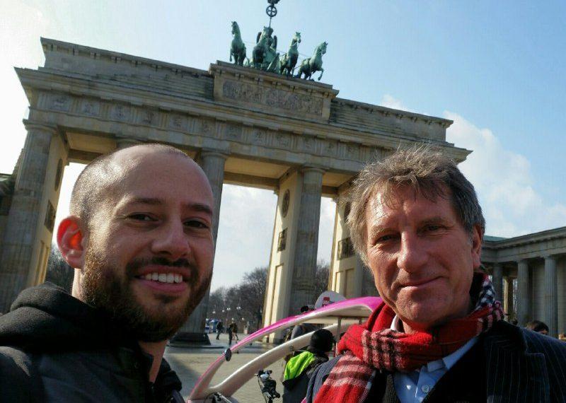 BIAvi Jörg Tomczak in Berlin
