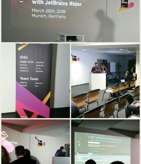 Schulung JetBrains München
