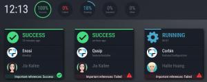BuildMonitor Screenshot