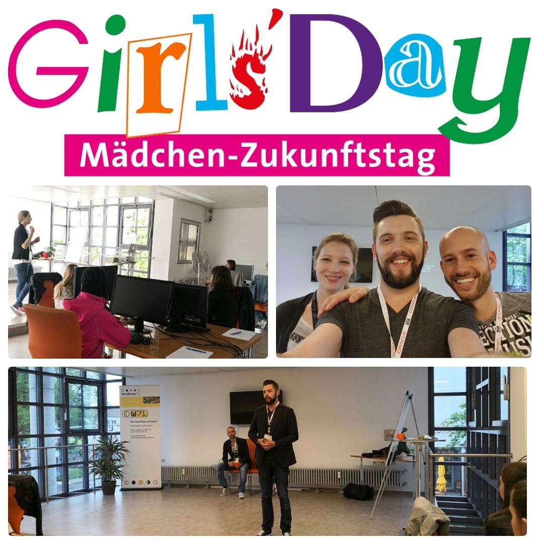 Girl's Day mit M71 Service, Sabine Heigl und CyanCor in Rosenheim