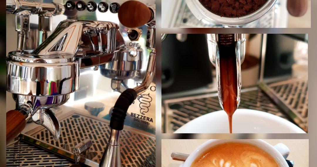 Espressomaschine Büro Bezzera